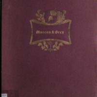 Union City High School Yearbook, 1939