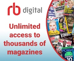 RB Digital Unlimited Magazines