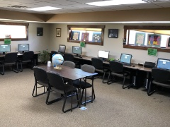 Image: Computers at the Coldwater Branch